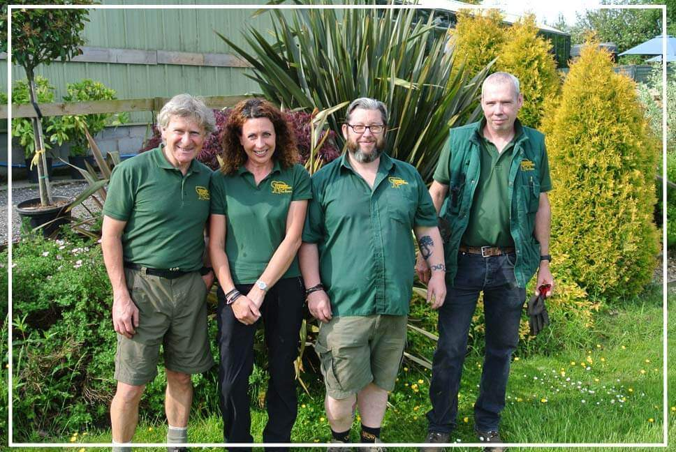 Our garden centre staff are always on hand to help