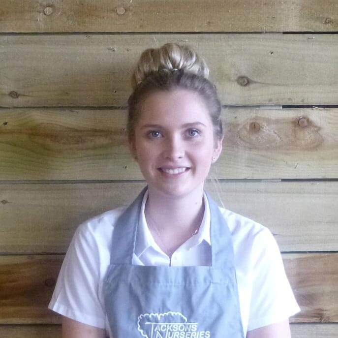 Tea room manager Emily