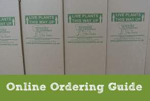 Online Ordering Guide | Jacksons Nurseries