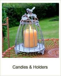 Buy Candles & Candle holders online at Jacksons Nurseries