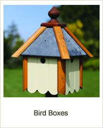 Buy Bird Boxes online at Jacksons Nurseries