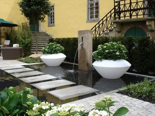 Making An Attractive Pond Edge Garden Design Planning