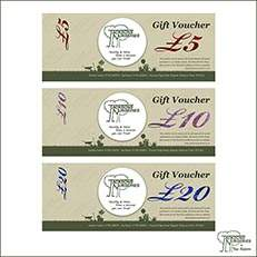 Jacksons Nurseries Gift Voucher