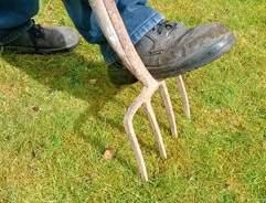 Lawn care repairs