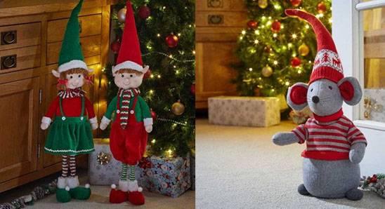 Shop Christmas decorations now