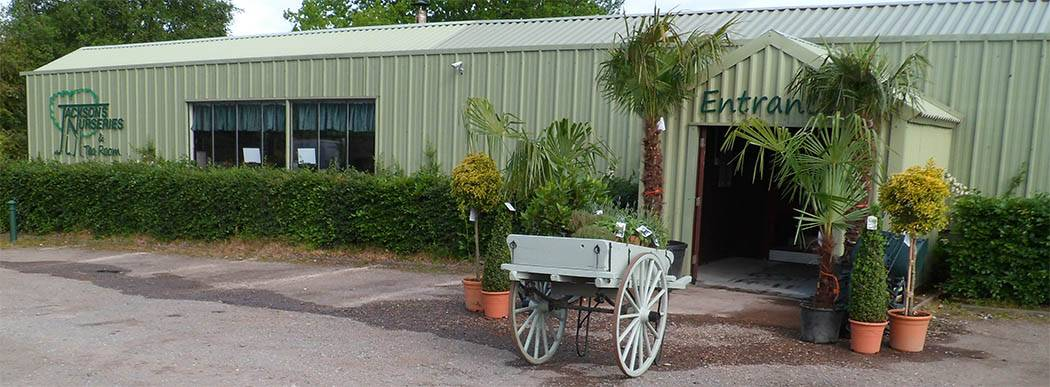 staffordshire garden centre home delivery top NOW OPEN