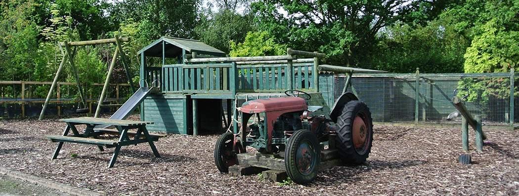 Staffordshire Garden Centre - Play Area