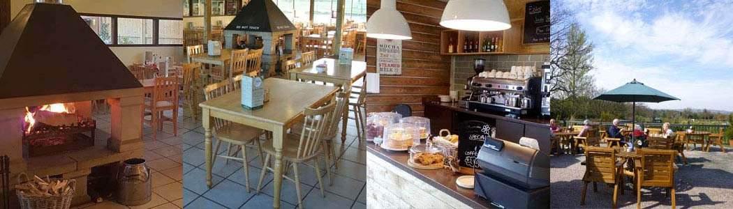 Jacksons Nurseries Tea Room Staffordshire