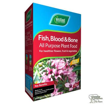Buy Westland Fish, Blood and Bone online from Jackson's Nurseries.