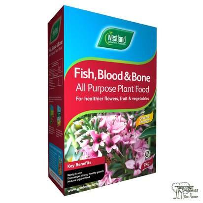 Buy Westland Fish, Blood and Bone online from Jackson's Nurseries.