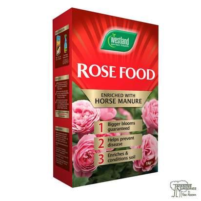 Buy Westland - Rose Food online from Jackson's Nurseries.