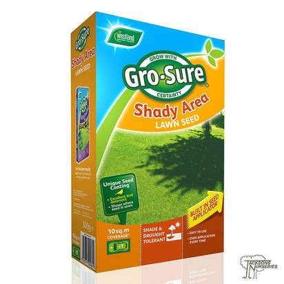 Buy Westland Gro-Sure Shady Area Lawn Seed Online