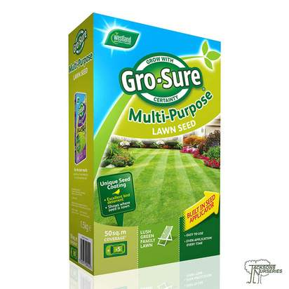Gro-sure Multi-Purpose Lawn Seed