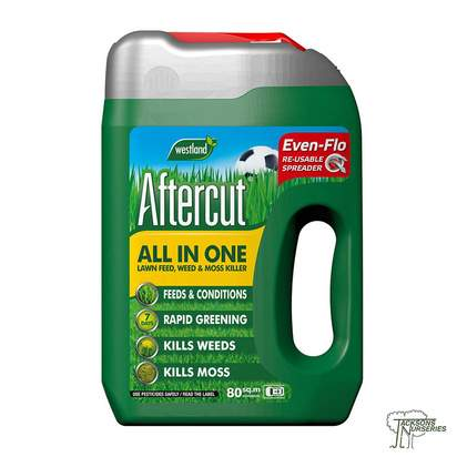 Westland Aftercut All In One Feed, Weed & Moss Killer