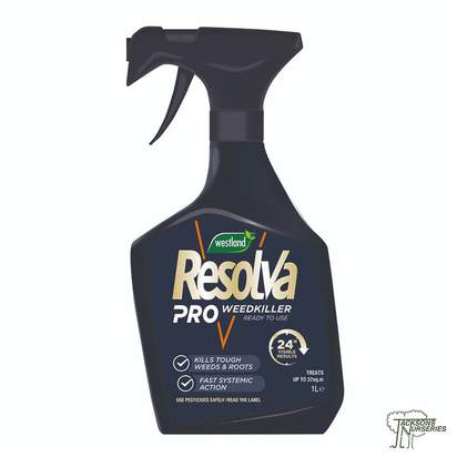Buy Westland Resolva Pro Weedkiller online from Jackson's Nurseries.