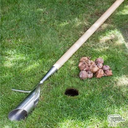 Burgon & Ball Long Handled Bulb Planter